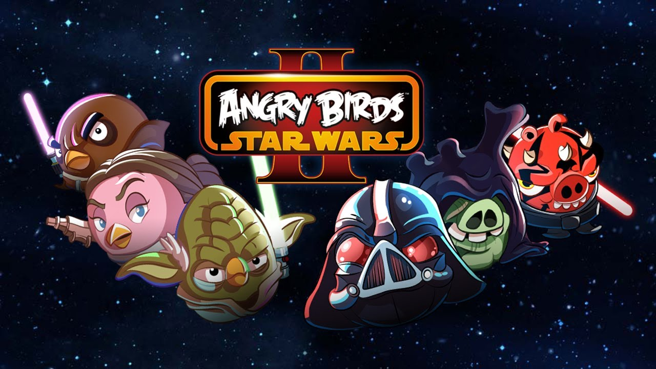 Official Angry Birds Star Wars Ii Trailer Youtube