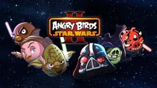 Official Angry Birds Star Wars II Trailer