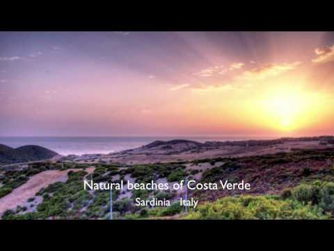 Costa Verde - Sardinien - Italien