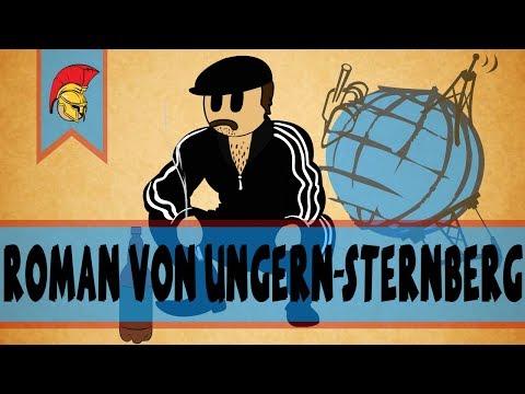 Roman von Ungern-Sternberg: The Mad Baron | Tooky History
