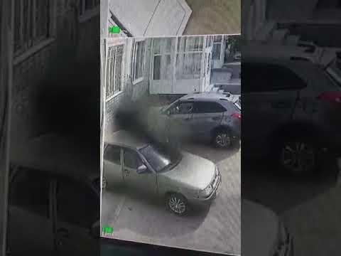 Демон на видео город Чапаевск
