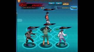 Naruto Online 2.0 - Ninja Exam 90 & 95 - Fire Main F2P