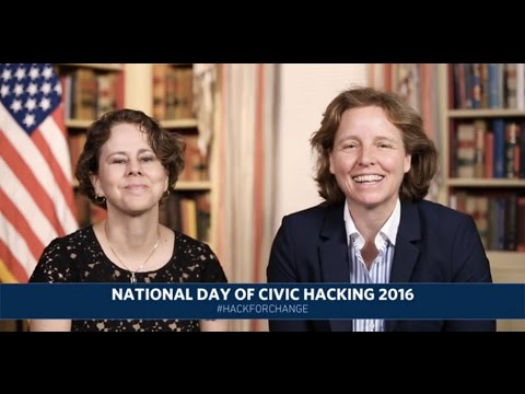 #HackforChange 2016 — Message from the White House