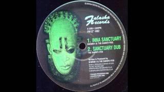 12'' Shandi I & The Shanti Ites - Inna Sanctuary & Dub