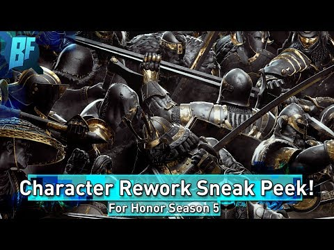 For Honor Season 5: The Age Of Wolves | New Season 5 Details Revealed!