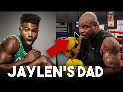 NBA Players With Parent(s) That Are Professional Athletes