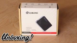 Unboxing: Eachine 6000mAh Power Bank - Mini Y5