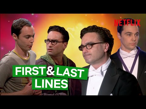 First And Last Lines Spoken By The Big Bang Theory Characters