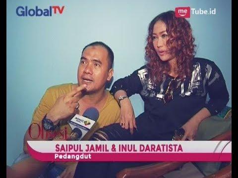 Keren!! Inul Daratista Rela tak Dibayar untuk Menghibur Saipul Jamil & Warga Lapas - Obsesi 06/09
