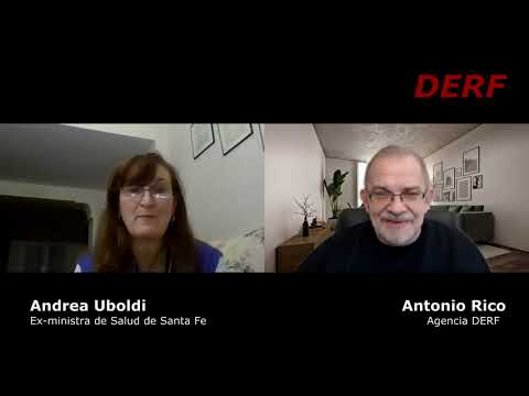 Andrea Uboldi: En Santa Fe hay que empezar con la nueva normalidad