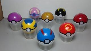Pokebola surpresa pocketball Pokemon go