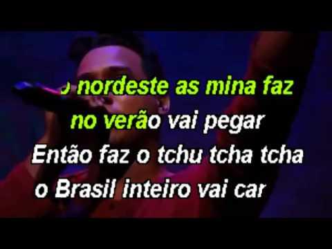 João Lucas e Marcelo - Eu quero tchu eu quero tcha - Karaoke