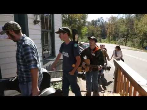 Step Back in Time – Bluegrass at the Historic Rickman's Store and Cowee School