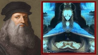 Strange Aliens in Da Vinci's Paintings: Hidden Messages