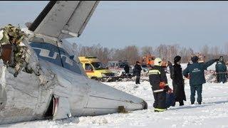 Al menos 31 muertos en un accidente aéreo en Rusia