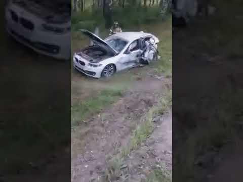 Авария под Зеленодольском 2