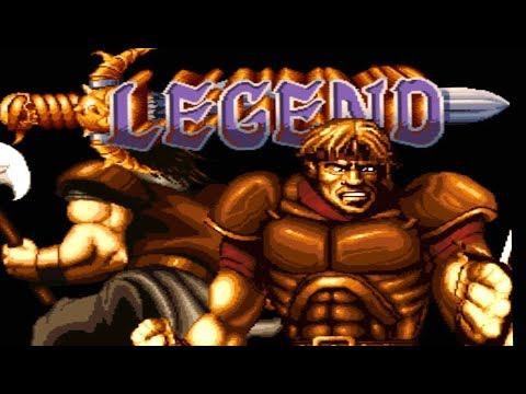 Legend (SNES) All Bosses (No Damage)