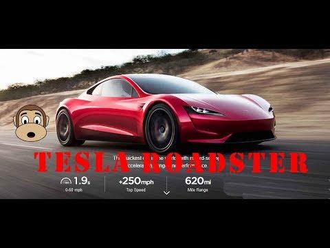 Tesla Roadster | Insane Milage 1000 KM Per...