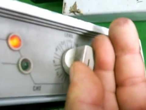 ซ่อมแอมป์Crown ma-2400ทดสอบเสียง