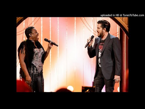 "Adam Lambert and Ledisi AUDIO,""As Long As You're Mine"", A Very Wicked Halloween Mp3"