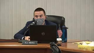October 6 2021 Schuylkill Township Board of Supervisors Meeting