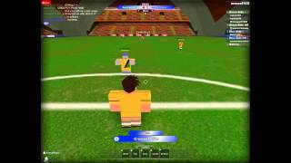 ROBLOX - TŞ Professional Soccer 2013 - TPS 13 - Match (Part 1)