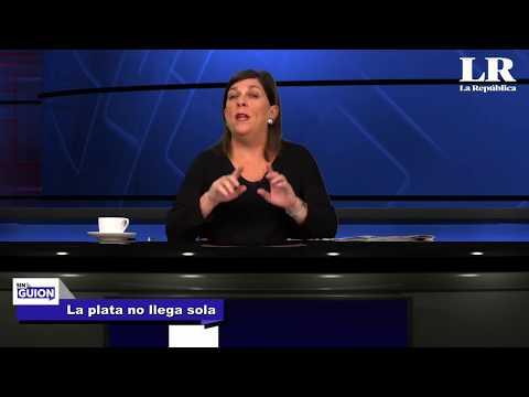Rosa María Palacios sobre Alan García: 'La plata no llega sola'