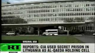 CIA secret prisons in Lithuania, Poland and Romania - RT 082109
