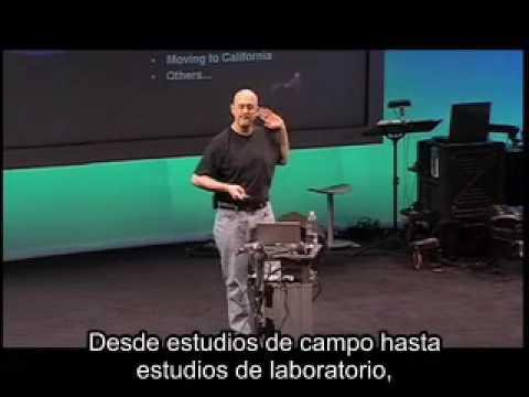 Dan Gilbert in TED 2004 Parte 1/3: ¿Qué es lo que nos hace felices?