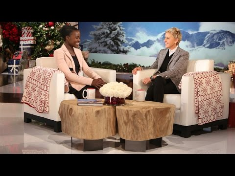 Lupita Nyong'o Talks 'Star Wars'
