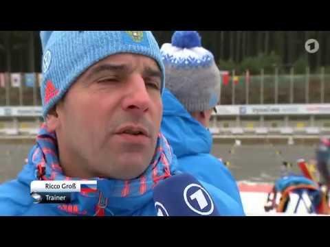 russische biathleten