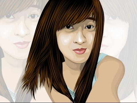 Create Cartoon Photo Using Photoshop
