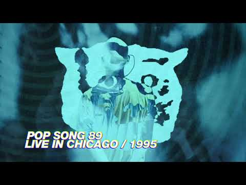 R.E.M. - Pop Song 89 (Live in Chicago / 1995 Monster Tour)