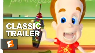 Jimmy Neutron: Boy Genius (2001) Trailer #1   Movieclips Classic Trailers