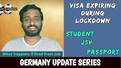 Visa Expiring During  Lockdown | A Press Release  by Bundesamt für Intern | GERMANY UPDATE SERIES