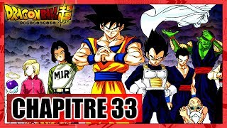LA BATTLE ROYALE COMMENCE ! ANALYSE DU CHAPITRE 33 DE DRAGON BALL SUPER - DBREVIEW