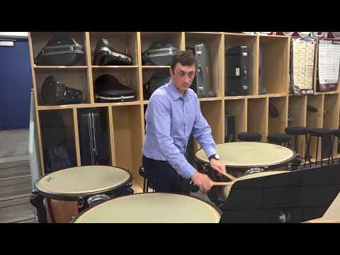 Timpani - The Orchestra's Most Important Instrument