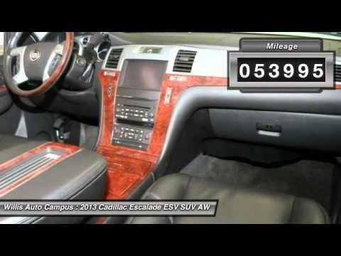 2013 Cadillac Escalade ESV Des Moines IA C5V032A - YouTube