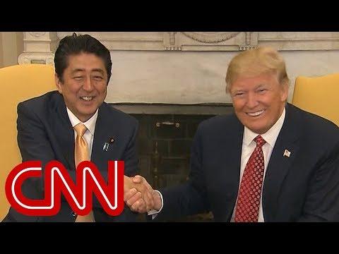 Internet skewers Trumps Nobel Peace Prize claim