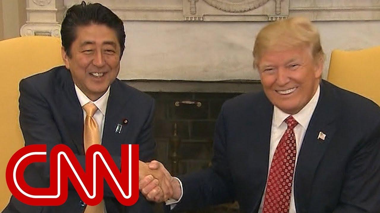 Internet skewers Trump's Nobel Peace Prize claim