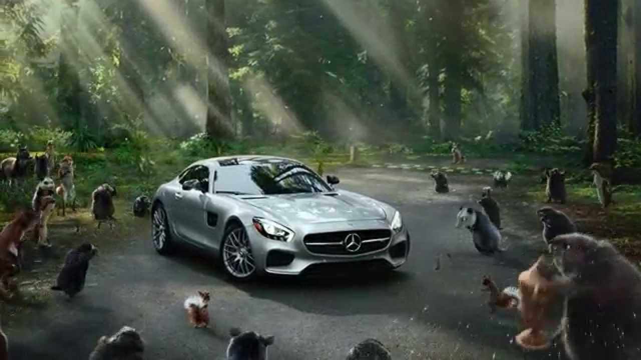 Mercedes benz fable commercial behind the scenes youtube for Mercedes benz commercial