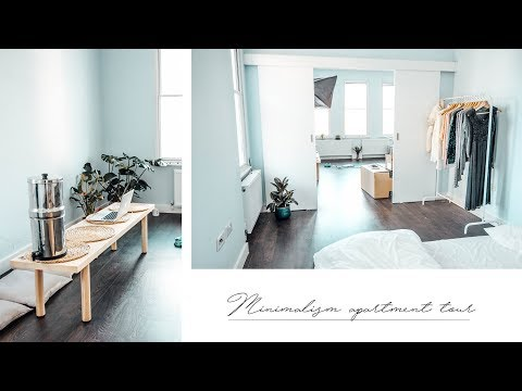 New London Apartment Tour / Vegan Minimalist Apartment / Silke Dewulf