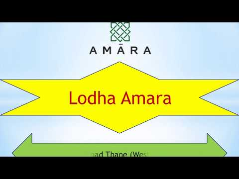 Lodha Amara Kolshet Road Thane Mumbai – Construction Update