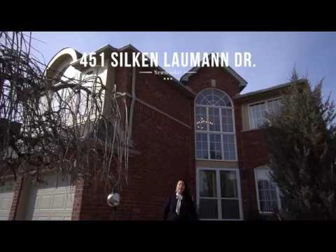 The Perfect Family Home: 451 Silken Laumann in Newmarket