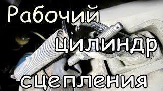 видео Выполнение самостоятельной замены сальника на ВАЗе 2109