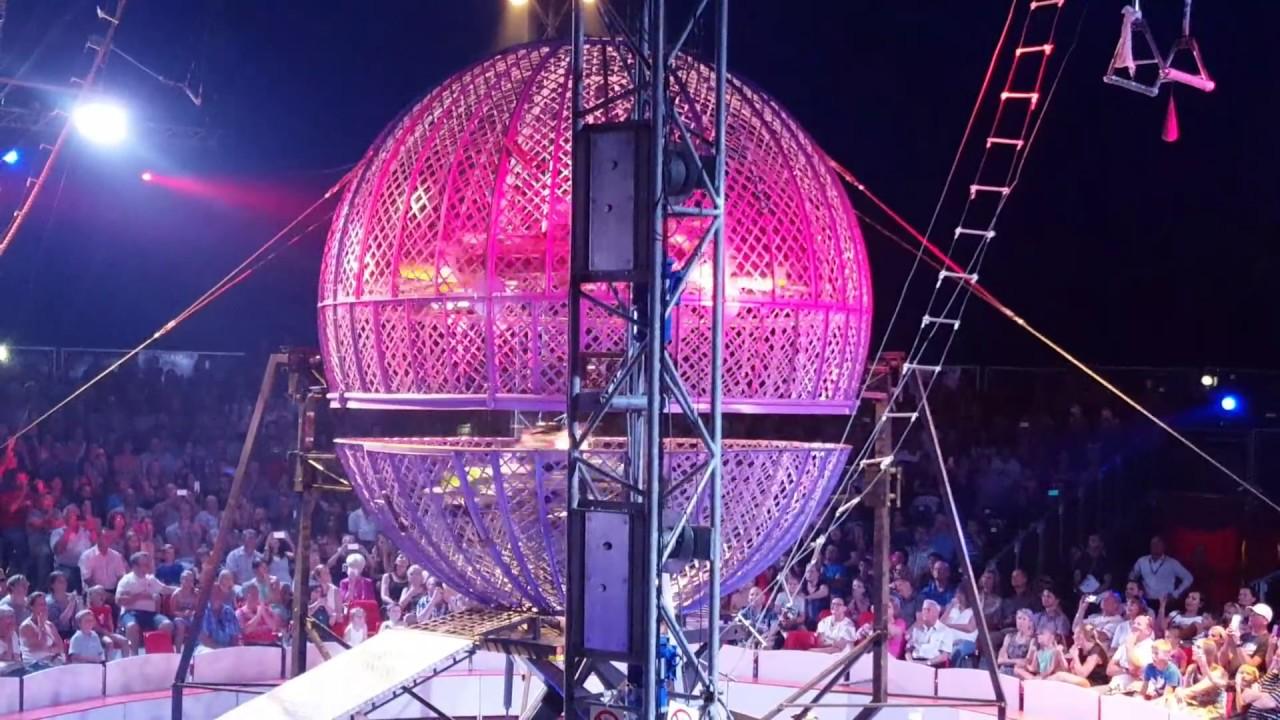 Circus at monte casino paiute casino
