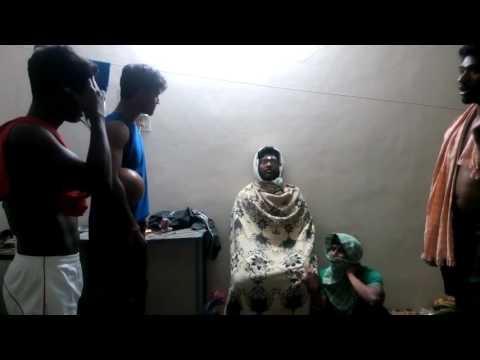 Funny saavu dance (kuththu)  tamil college friends!