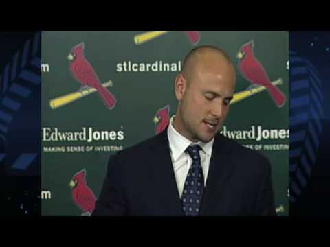 Matt Holliday Interview Cardinals signing
