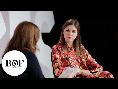 The Potential Of Conversational Commerce | Emily Weiss with Alexandra Shulman | #BoFVOICES 2017