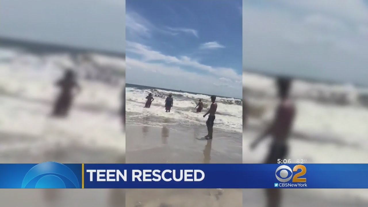 a6955371545 Lifeguards Rush To Save Boy In Long Beach